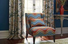 Luxurious Fabrics, Wallcoverings, Trim, Accessories & Furnishings