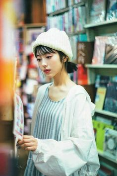 浜辺美波 Girl G, Female Head, Perfect Model, Model Body, Japanese Beauty, Girl Poses, Ulzzang, New Fashion, Winter Hats