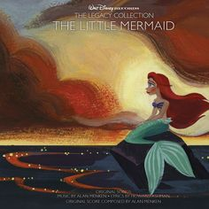 """Win a copy of Walt Disney Records """"The Legacy Collection: The Little Mermaid"""" 2 cd & commemorative booklet Art Disney, Disney Artists, Disney Kunst, Disney Songs, Disney Movies, Kid Movies, Disney Quotes, Disney Stuff, Disney Characters"""