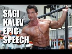 Sagi Kalev Quotes Fair One Of My Favorite Quotesbodybeast Trainer Sagi Kalev