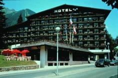 L'hôtel Prieuré en été