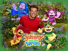 Johnny and the Sprites (Disney Channel)