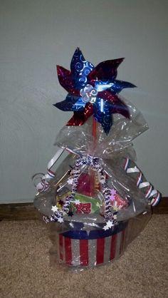 4th of July basket | Baskets of Love ideas.... | Pinterest ...