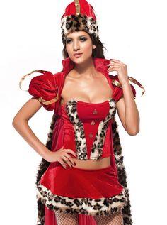 The Queen Deluxe Costume