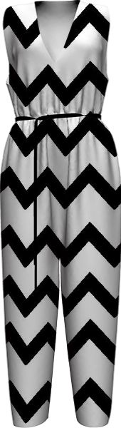 zig-zag-4 WOMEN JUMPSUIT PAOM-VFS from Print All Over Me