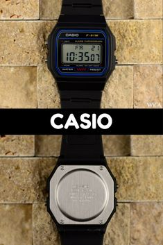 c36a387bb9e The Venerable Casio F-91W Digital Watch  The Digital Watch That Took Over  the