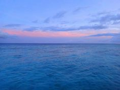 Heaven on earth, somewhere in the middle of the Indian Ocean