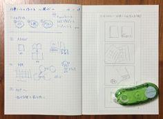 仕事ノートの作り方 (2) アイディアは特別な場所に記録する   マイナビニュース