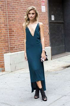 new years eve outfit idea slip dress melodie jeng square