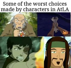 Avatar The Last Airbender Funny, The Last Avatar, Avatar Funny, Avatar Airbender, Aang Funny, Korra Avatar, Team Avatar, The Familiar Of Zero, Atla Memes
