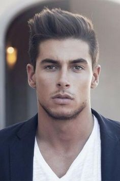 Classy Hairstyles For Men & Guys .. #mens #fashion #style