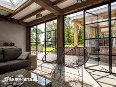 Apartment Balcony Garden, Apartment Balconies, Garden Room Extensions, Attic Remodel, Interior Stairs, Garden Buildings, Home Upgrades, Pergola Patio, Loft