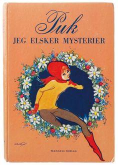 De fleste husker Christel for illustrationerne til Puk-bøgerne, der er den mest populære bogserie rettet mod piger.