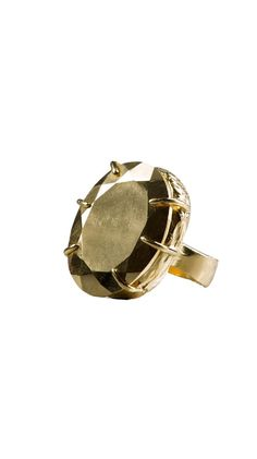 Pyrite Ring by Jessica Ricci