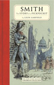 Smith: The Story of a Pickpocket cover