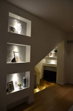 Salas / recibidores de estilo moderno por STUDIO DI ARCHITETTURA SABRINA AURELI