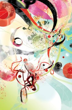 Bex Glover by Bex Glover, via Behance