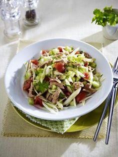 Das Rezept für Fenchel-Salat mit Thunfisch und weitere kostenlose Rezepte auf LECKER.de