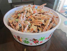 White trash recipe for christmas neighbor gifts