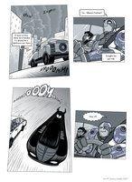 Teen Titans comic, page 20 by JessKat-art