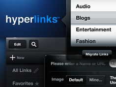 Hyperlinks Transparency FX by The Skins Factory