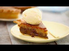Chocolate Chip Cookie Pie - Gemma's Bigger Bolder Baking Ep 149 - YouTube