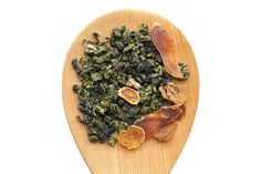 Ginseng Oolong. Flowery aroma of Vietnamese oolong and power of natural ginseng