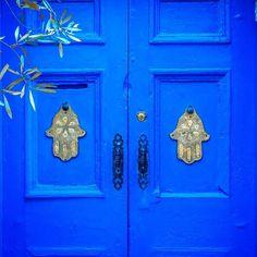 Moroccan Doors …
