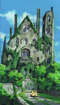 Cagliostro's Castle... Look at the animation. Now realize this movie is from 1979. Pretty poopin good anime for its time...