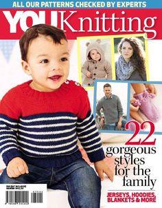 You Knitting – April 2017 Crochet Magazine, Creative Director, Fashion Models, Knit Crochet, Hoodies, Knitting, Pattern, Magazines, Collection