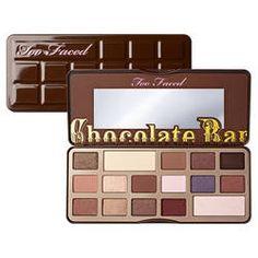Palette Chocolate bar de Too Faced sur Sephora.fr Parfumerie en ligne
