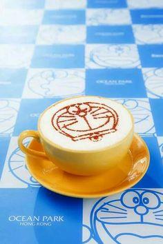 Coffee @ Ocean Park HK