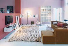 Montana Home - Living room