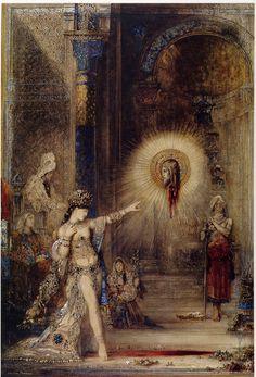La Imaginación Dibujada: Gustave Moreau