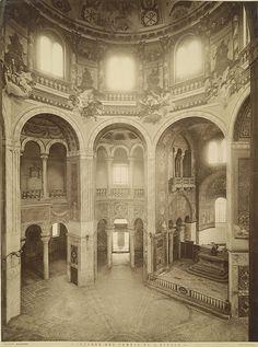 #Ravenna, Interior, Temple of San Vitale by Cornell University Library, via Flickr
