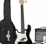 Gear4Music LA Left Handed Bass Guitar   Amp Pack Black The LA Left Hand Bass Guitar  Amp Pack by Gear4music features our LA Bass Guitar in Black plus our 15W Bass Amplifier and comes bundled with a durable padded gig bag spare strings a lead and picks ma http://www.comparestoreprices.co.uk/bass-guitars/gear4music-la-left-handed-bass-guitar- -amp-pack-black.asp