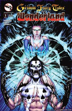 Grimm Fairy Tales Vs. Wonderland 003 (2014) | Viewcomic reading comics online for free