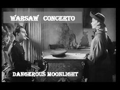 ▶ Richard Addinsell (1904 - 1977) Warsaw Concerto (1941) Allegro - Andante - Allegro - Andante - Allegro Maestoso - Presto ~ originally written for  Dangerous Moonlight (U.K. 1941) (also known under the later title Suicide Squadron) directed by Brian Desmond Hurst - starring : Anton Walbrook, Sally Gray ~ Riccardo Caramella, piano ~ Mandelieu, 2011 ~ Pinned for you Al, enjoy!!