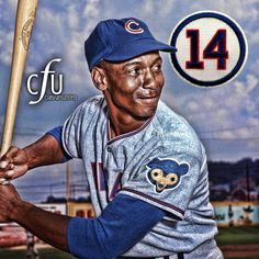 Cubs to wear Ernie Banks patch during 2015 season Chicago Cubs Baseball, Baseball Art, Chicago Cubs History, Diamonds In The Sky, Cubs Fan, South Bend, Cubbies, Champs, Banks