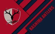 Kashima Antlers of Japan wallpaper. Ibaraki, Kashima Antlers, J League, Football Wallpaper, Desktop Pictures, Professional Football, Material Design, Sport, Club