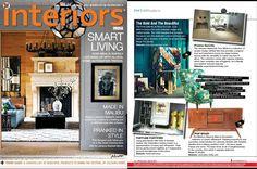 CW Interiors Magazine - India   www.bocadolobo.com/en/press/ #boca do lobo #bocadolobopublications #press #magazine