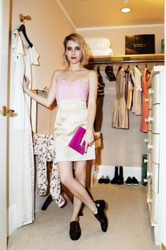 Emma Roberts ♥| love this so much