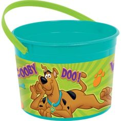 Scooby-Doo Favor Container - Party City #ScoobyDoo