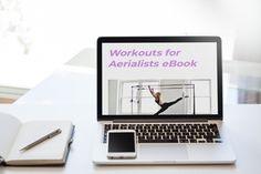 Nutrition and workout books for aerialists Kama Fitness, You Fitness, Basic Yoga Poses, Aerial Yoga, Clean Recipes, Workout Books, Gym Workouts, Mindfulness, Safety