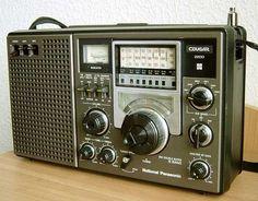 Radio Ondas Curtas Cougar 2200