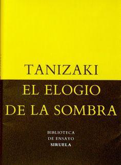 TANIZANI - El elogio de la sombra - wabi sabi