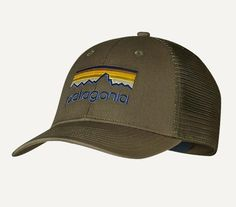 fdb341a720cb4 Line Logo Lopro Trucker Hat Patagonia Outdoor
