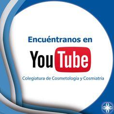 En nuestro canal de #youtube encontrarás lo mejor de nuestra institución #colegiaturadecosmetologia #losmejoresenmaquillaje