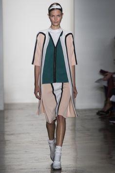 Sfilata Louise Goldin New York - Collezioni Primavera Estate 2014 - Vogue