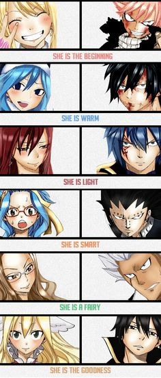 gif, fairy tail, and jerza image
